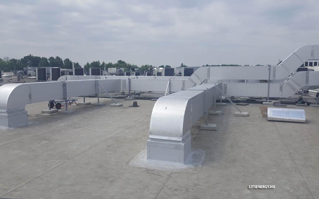 A légtechnikai rendszerek lehetővé teszik otthona levegőjének szabályozását